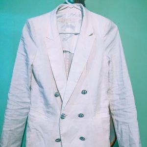 White blazer (XS-Small)